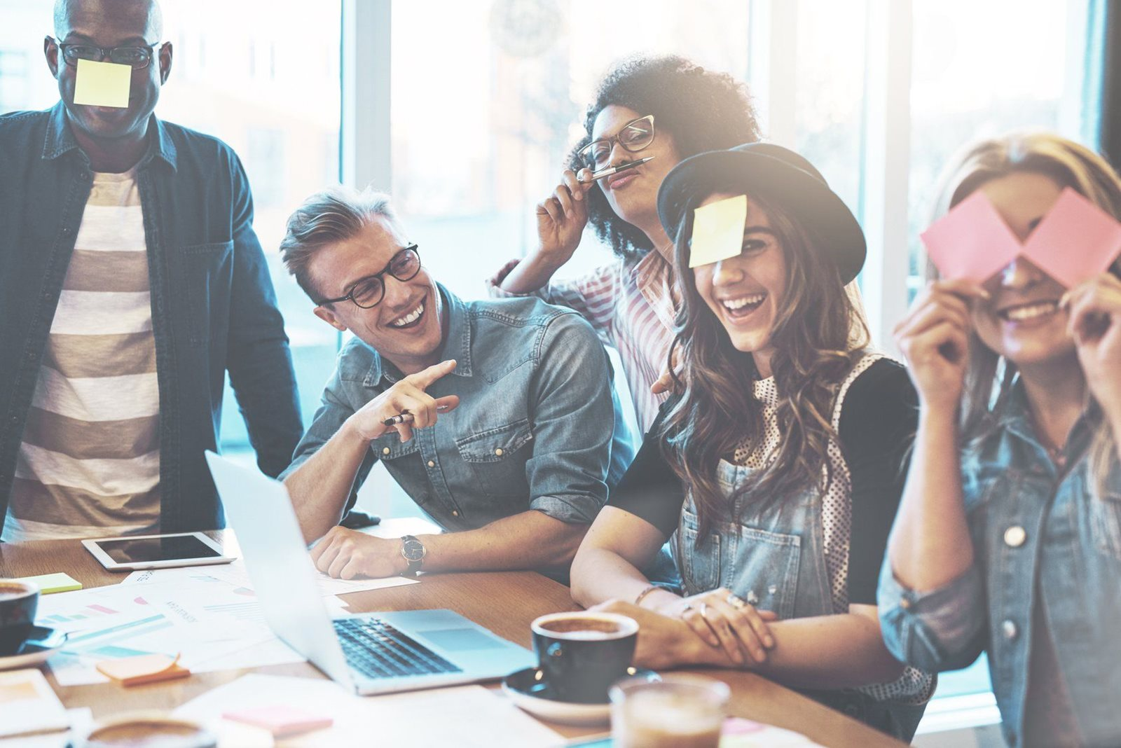 VIEWPOINT: HOW TO USE HUMOR TO INCREASE EMPLOYEE ENGAGEMENT?
